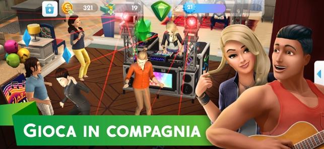Inglese dating sims PC