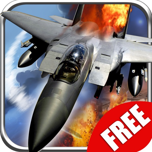 Extreme Airplane Dog Fights : Free iOS App