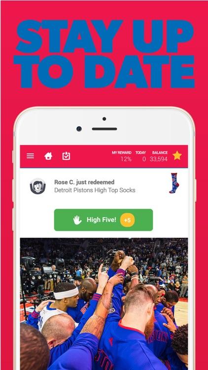 Detroit Basketball Rewards screenshot-3