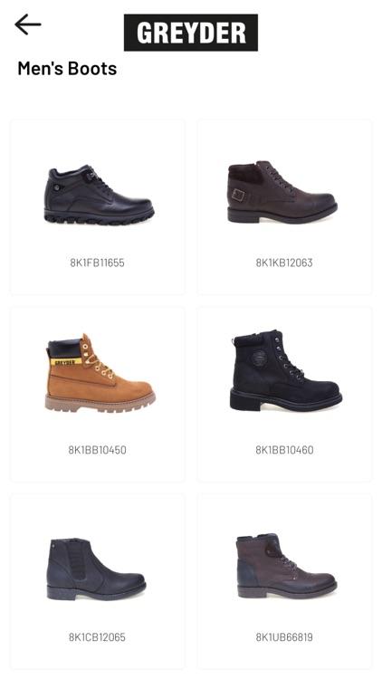 AR Shoe screenshot-5