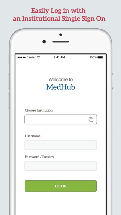 MedHub screenshot-0