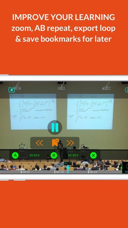 Super Looper Zoom Player screenshot-8