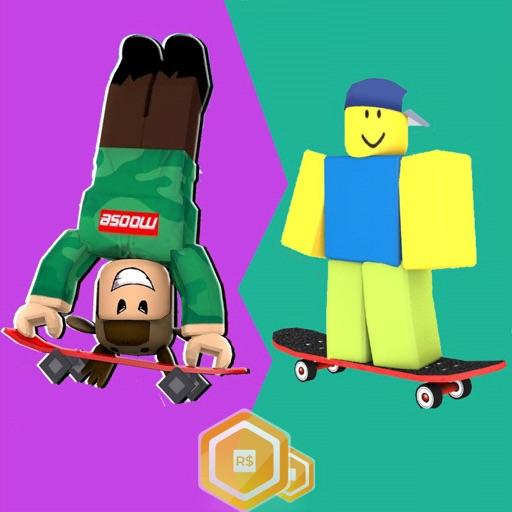 Skateboard simulator for robux