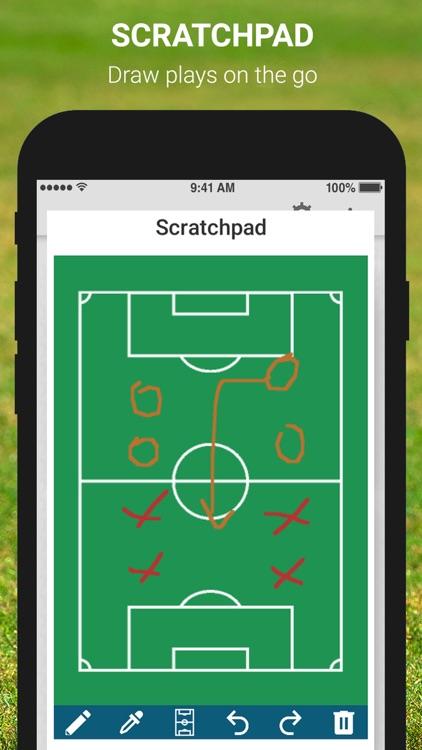 MOTI™ Soccer screenshot-7