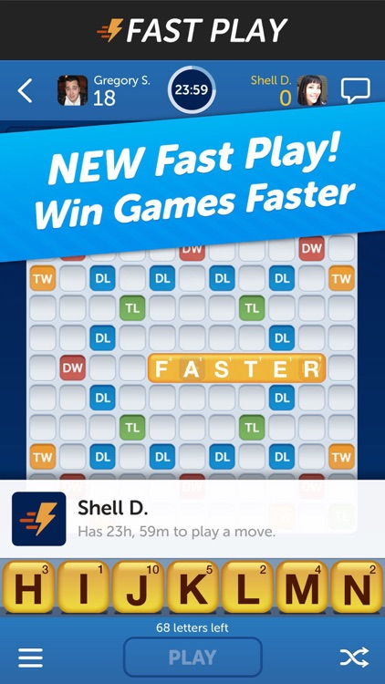 Words With Friends – Word Game screenshot-5