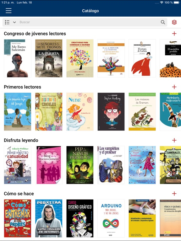 BiblioEduCan screenshot #1