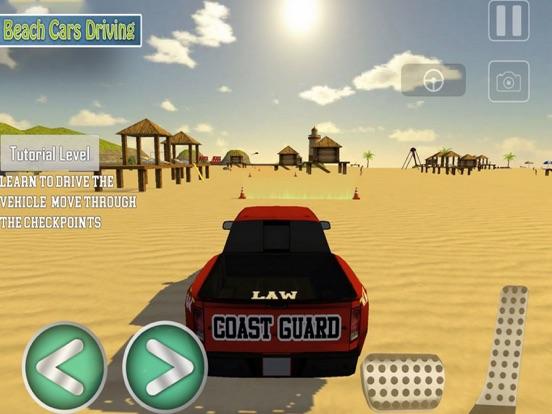 Holiday Beach:Driving Car Pro screenshot 4
