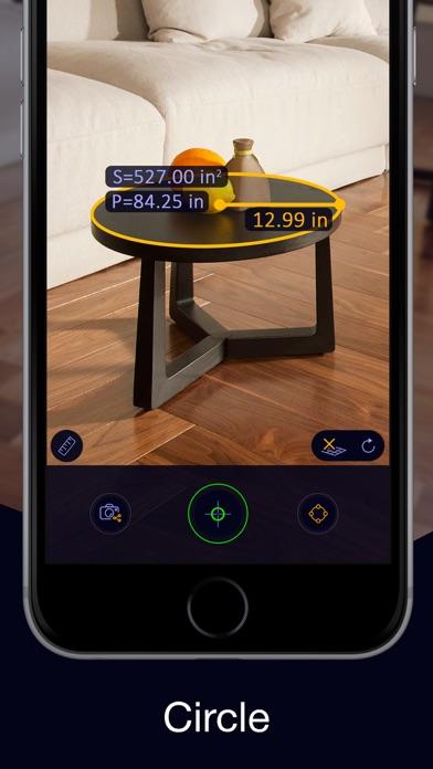 Ruler App + AR Tape Measure