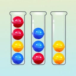 Color Ball Puzzle - Ball Sort