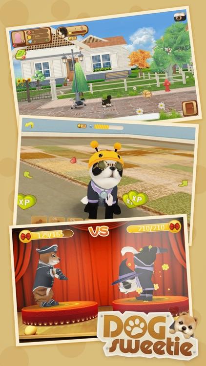Dog Sweetie- Loving pet game screenshot-3