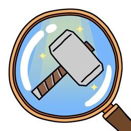 找个锤子:找茬大侦探