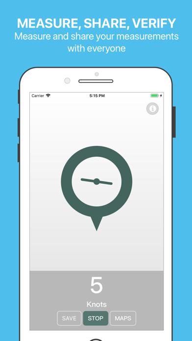 Anemometer for phoneのおすすめ画像2