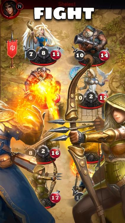 Card Heroes: Fantasy CCG Duel