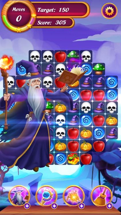 Magic Puzzle Legend: Match 3 screenshot-6