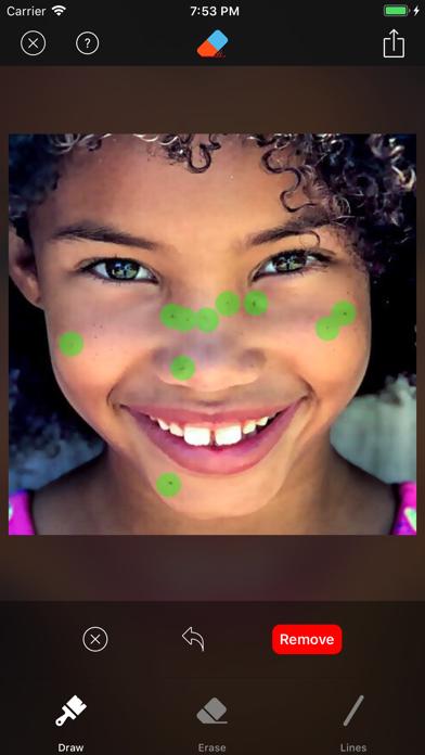 Retouch - Smart Eraser Tool Screenshots