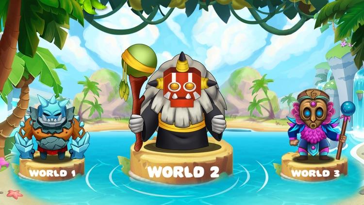 Bomber Classic - Jungle Man screenshot-3