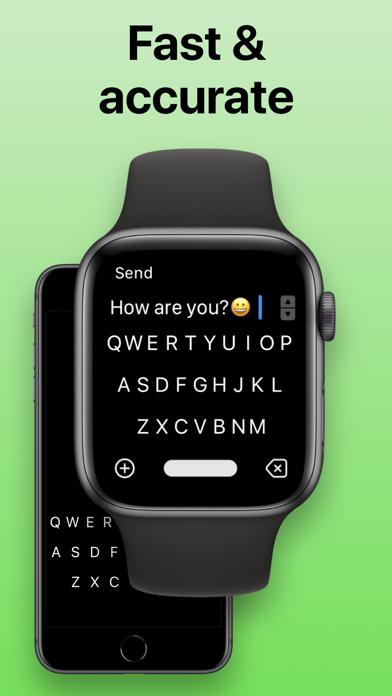 FlickType Keyboard Screenshot