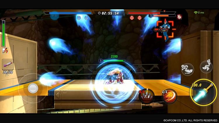 MEGA MAN X DiVE screenshot-3
