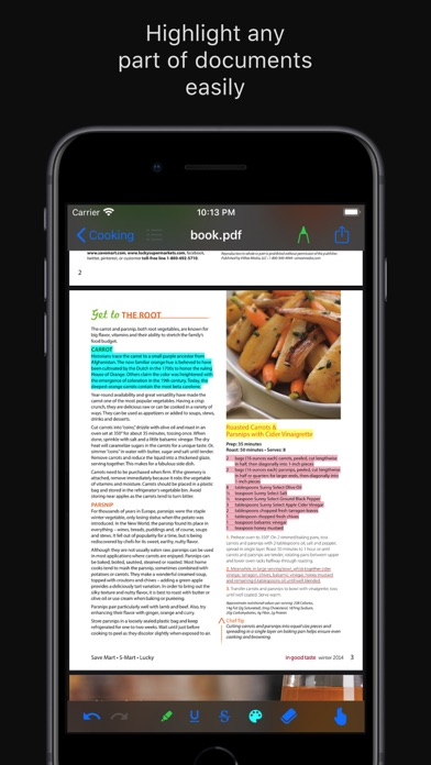 PDF Search Screenshot