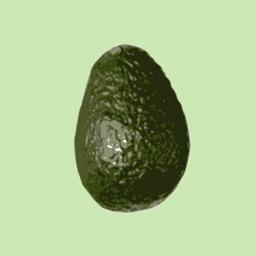 Lotsa Avocado Stickers