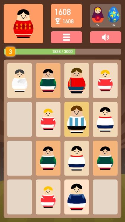 Matryoshka Puzzle Game screenshot-0