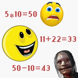 Monster Maths - Scary Funny