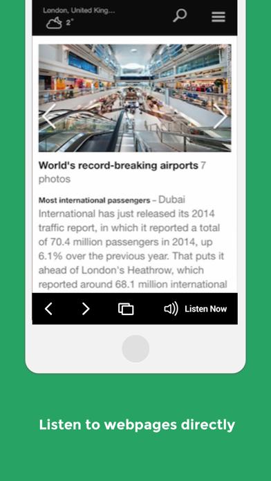 NaturalReader Text to Speech iPhone