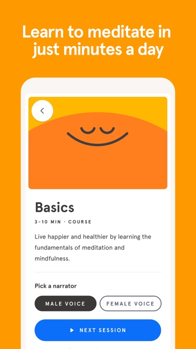 Headspace: Meditation & Sleep