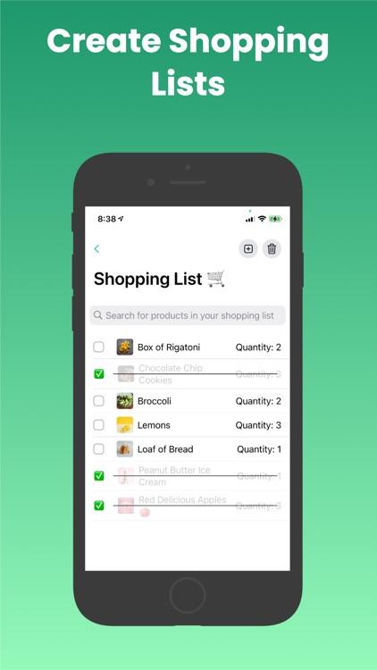 Swipe Pantry screenshot-5