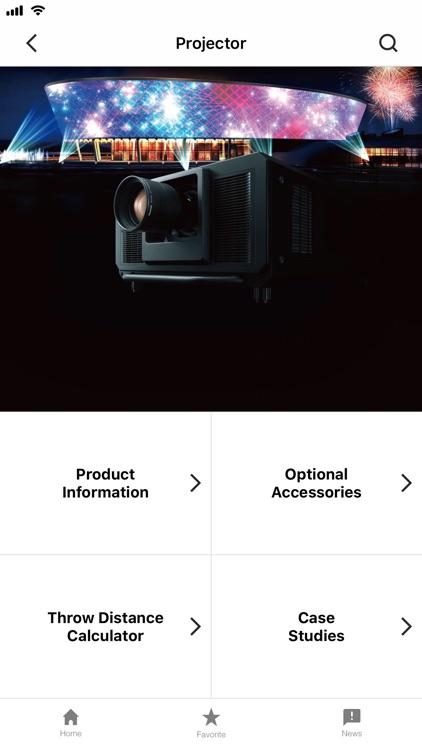 Professional AV Products Info