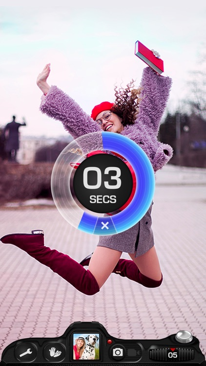 Timer Auto Camera - Set Second