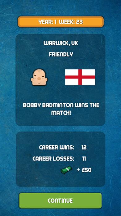 Badminton Manager screenshot 4