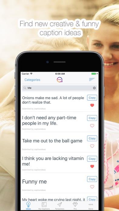 LitLines 3 - Caption Ideas Screenshots