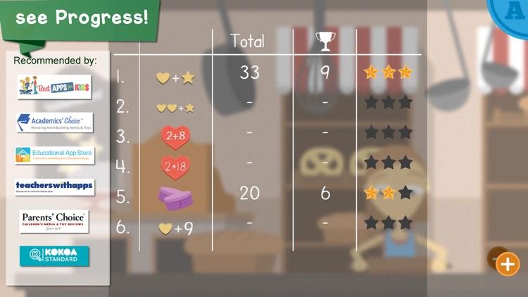 Math Bakery First Grade screenshot-5