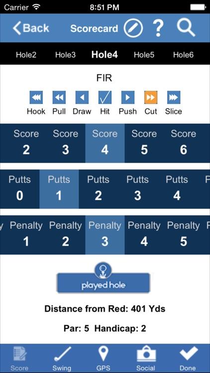 GolfSmash - Tee times and more screenshot-3