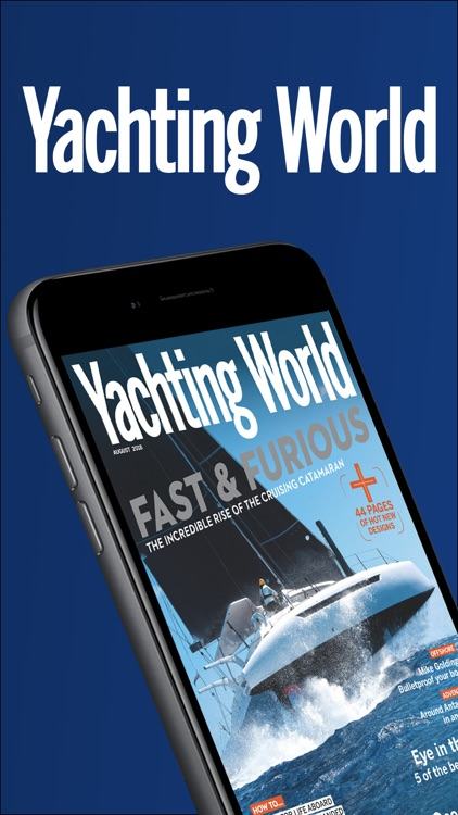 Yachting World Magazine NA