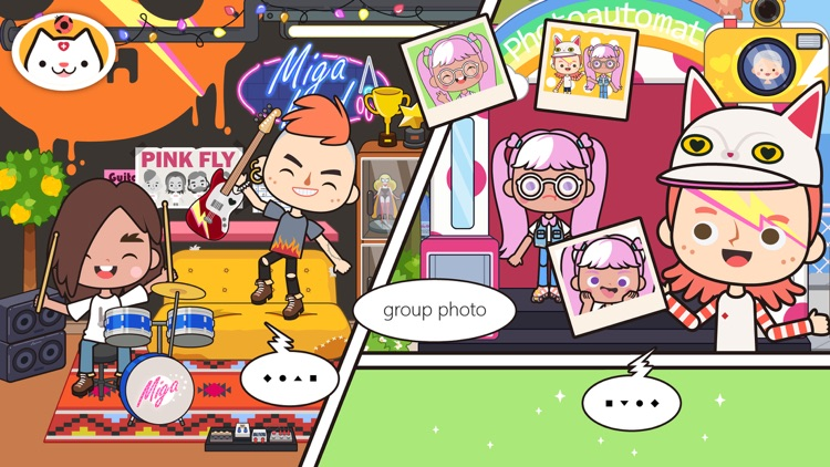 Miga Town: My Store screenshot-0