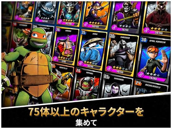 Ninja Turtles: Legendsのおすすめ画像4