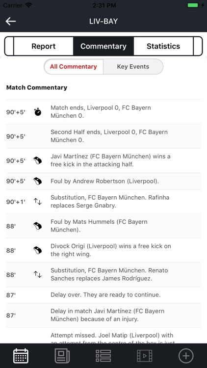 Football Scores & News screenshot-7