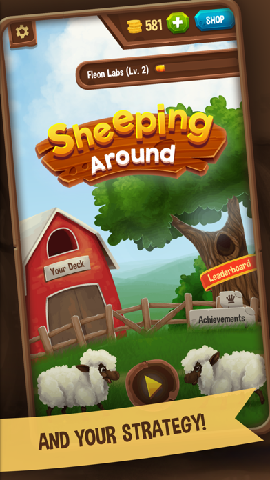 Screenshot for Sheeping Around in United States App Store