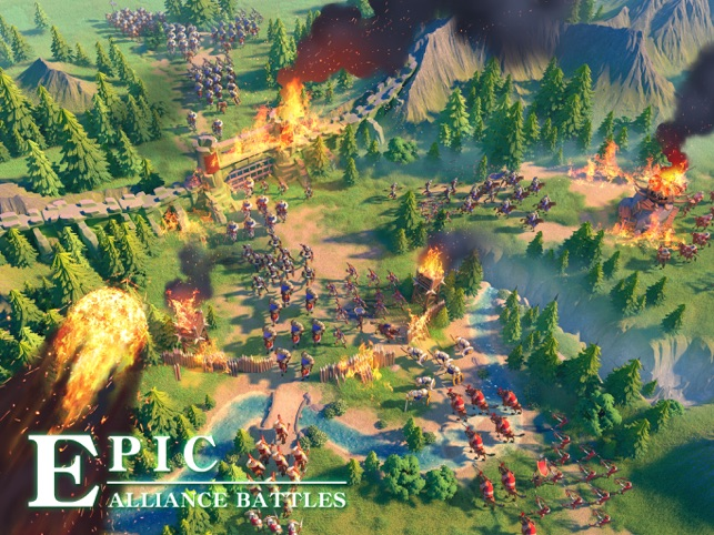 ‎Rise of Kingdoms Screenshot