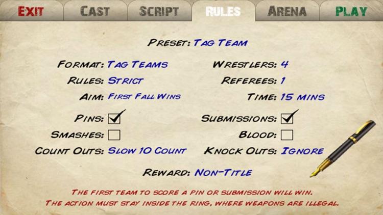 Wrestling Revolution 3D (Pro) screenshot-4