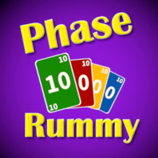 Super Phase Rummy  card game
