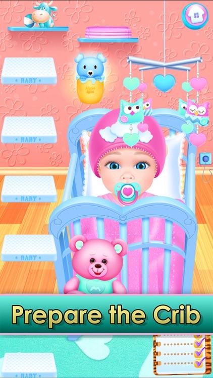 Baby & Family Simulator Care screenshot-4