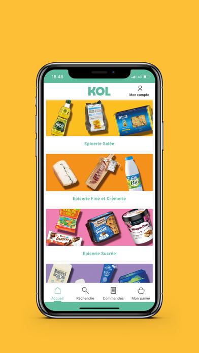 KOL - Daily essentialsScreenshot of 2