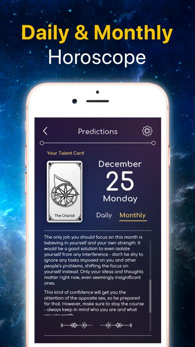 Tarot Numerology: Card Reading Screenshot
