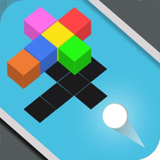 DodgeBall: Color Block Bump 3D