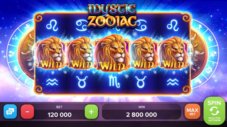 Stars Casino Slots screenshot-0