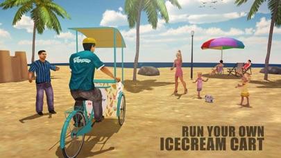 ビーチアイスクリーム配達ゲームのおすすめ画像1