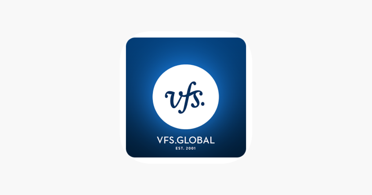 VFS Global on the App Store